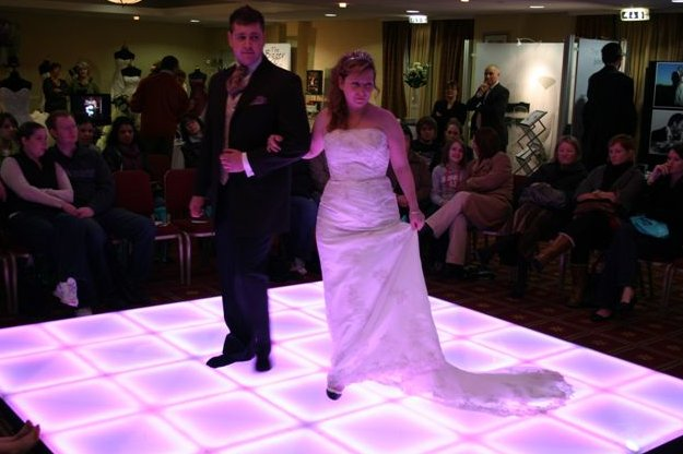 Hire a Dance Floor for your Wedding Reception