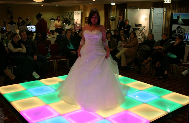 Night Fever 70's Style Dance Flooring